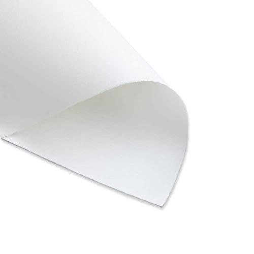 MAYSPIES Echt Bütten Blätter Papier 210 x 290mm, 115g/m², 100 Stück