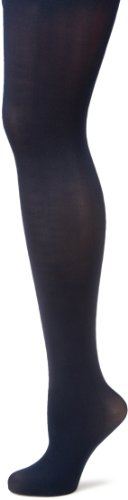 fogal Damen Feinstrumpfhose 138, Gr. S (DE 36/38), Blau (6140)