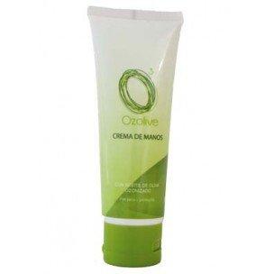Crema de Manos con Aceite Ozonizado (Aceite de Oliva Virgen Extra BIO)