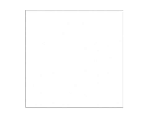 Ventidue Servietten, Tnt, einfarbig, 40 x 40 cm, Weiß 50 Stück