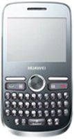 Huawei G6608 Dual-SIM Smartphone (6,1 cm (2,4 Zoll) Bildschirm, QWERTZ-Tastatur, 3,2 Megapixel Kamera) schwarz