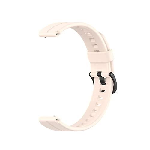 Correa de reloj universal de silicona de 16 mm para -Huawei TalkBand B3 B6 TIMEX TW2T35400 TW2T35900 y más reloj para niños Silicona