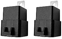 high quality PLLP 2 Pcs high quality Trim Tilt Relay Replaces 882751A1 3854138 73040 sale 828151 Mercury Outboard 12V 40A online