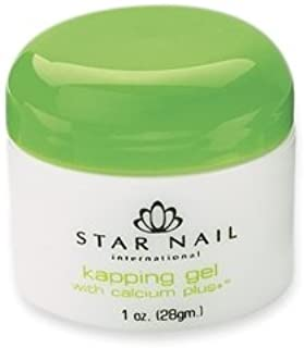 STAR NAIL Natural Nail Kapping Gel 1 oz