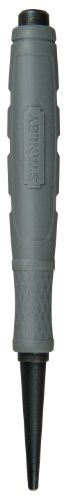 Stanley Nageltreiber Dynagrip (1,6 mm Durchmesser, induktionsgehärteter Stahl, abgeflachte Spitze) 0-58-912