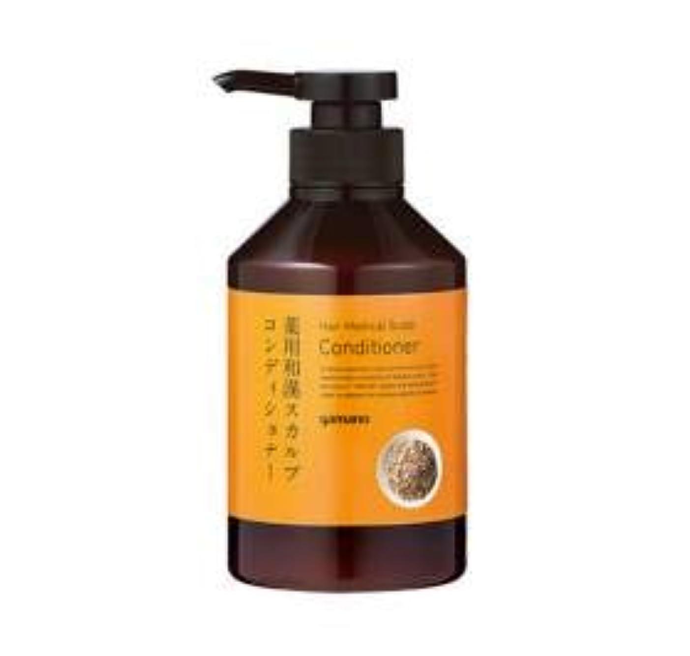 急流阻害するプールヤマノ 薬用和漢 スカルプコンディショナー (医薬部外品)(400ml)