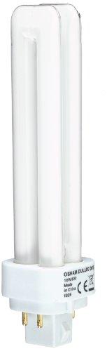 Osram DULUX D/E 18W/830 G24q2 (100W) FS1 146mm Kompakt-LLp Warmton dimmbar