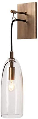 Rekaf Todas la lámpara de pared de cobre Nuevo chino luces de pared estilo de pared luz posterior diseño de pared luces de pared interior sala de estar dormitorio de noche modelo de la habitación deco