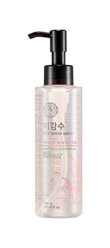 [THE FACE SHOP] Rice Water Bright Cleansing Light Oil 150 ml