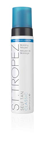 St.Tropez Self Tan Classic Bronzing Mousse, 1er Pack (1 x 240 ml)