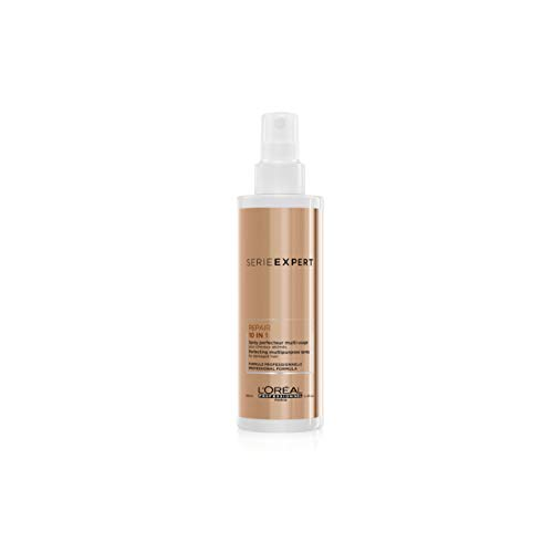 L'Oréal Professionnel | Serie Expert | Absolut Repair 10 in 1 Heat Protection and Shine Spray 190 ml