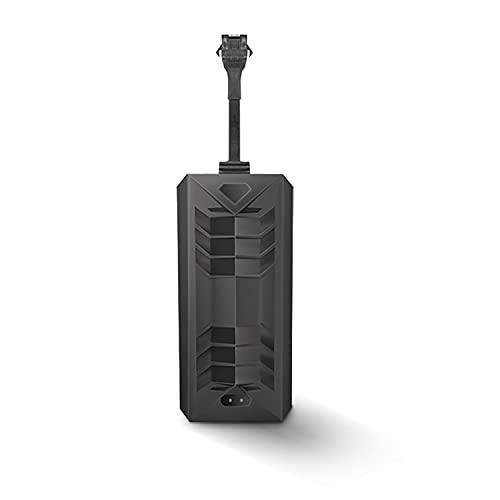 Rastreador GPS para Coche,4G GPS Tracker en Tiempo Real para Autos Vehículo o Moto Localizador GPS con Imán Fuerte,Corte Remoto de Aceite y Energía,Oculto,Alarma Anti-Robo, para Android y iOS