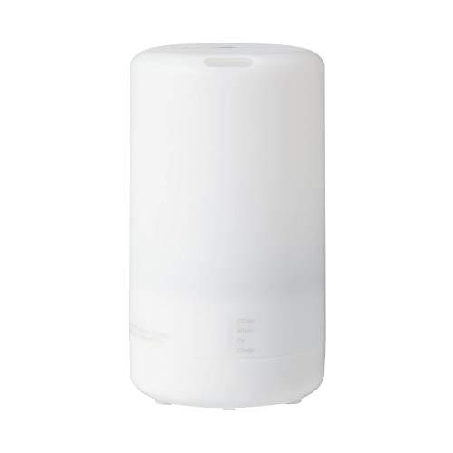 無印良品 コードレスアロマディフューザー MJ‐CAD1 44486320 白 80ml