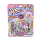 Nerlie Neonate Baby Ksimerito Glitter Clay Game Set w/ Light & 2 Glitter Colors Gold & Silver Neonate Baby Game Kchos de Neonatitlán Playing Accessory - Limited Edition in Spanish by Distroller