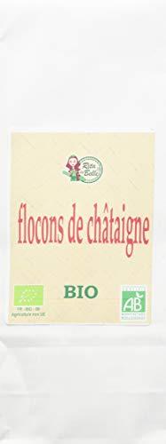 RITA LA BELLE Flocons de Châtaigne Bio 250 g - Lot de 8