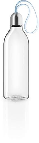 EVA SOLO | Backpack Trinkflasche 0,5l | BPA-freiem Kunststoff, Silikon und Edelstahl | Soft Blue