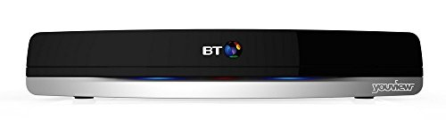 BT Youview+ Set Top Box (500Gb) Recorder with Twin HD Freeview and 7 Day Catch Up TV - no...