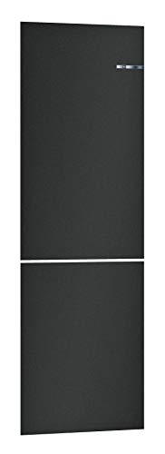 Bosch KSZ2BVZ00 Accessoires pour réfrigérateur-congélateur VarioStyle / Porte avant interchangeable / Couleur : noir mat