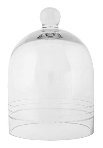 Ib Laursen Glasglocke 20 cm H