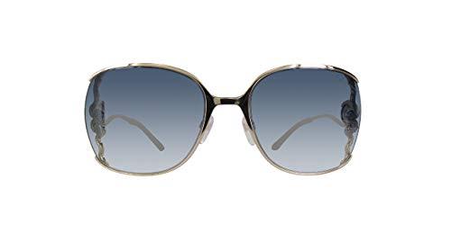 Roberto Cavalli Rc1012-32X-Gold Gafas de sol, Dorado (Gold), 61.0 para Mujer