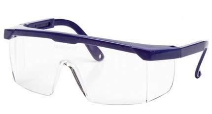 12x Gafas de Seguridad Policarbonato Medop Flash Antirrayado (Pack 12 gafas)