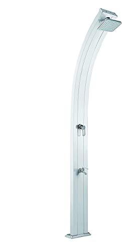 Formidra DS A122NX Solardusche SPRING Collection 30 l Edelstahl Leicht und Design
