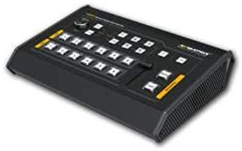 Avmatrix VS0601 Mini 6 Channel SDI/HDMI Multi-Format Video Switcher with T-Bar, AUTO, Cut Transitions and Wipe Effects