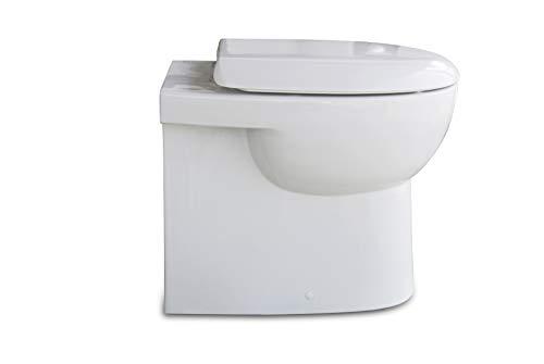 Grohe Stand-Tiefspül-WC, Sanitärkeramik,