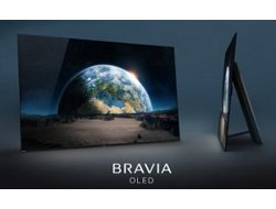 "4K OLED Ultra HD Smart TV, 77"", 3840 x 2160 Pixel, Black"