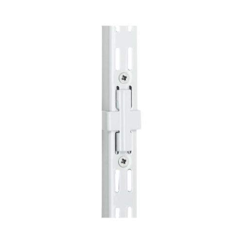 Rubbermaid Configurations 25-Inch Upright Extension with Connector, White (FG3H9303WHT)