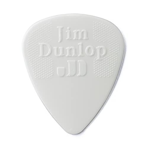 Dunlop nailon Púas para guitarra de tamaños