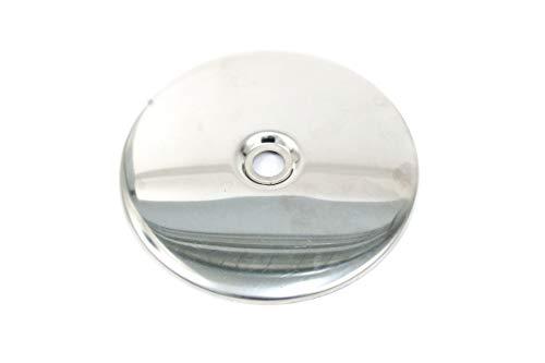 Verschlußdeckel (Chrom) für Luftfilter für MZ TS 250, TS 250/1