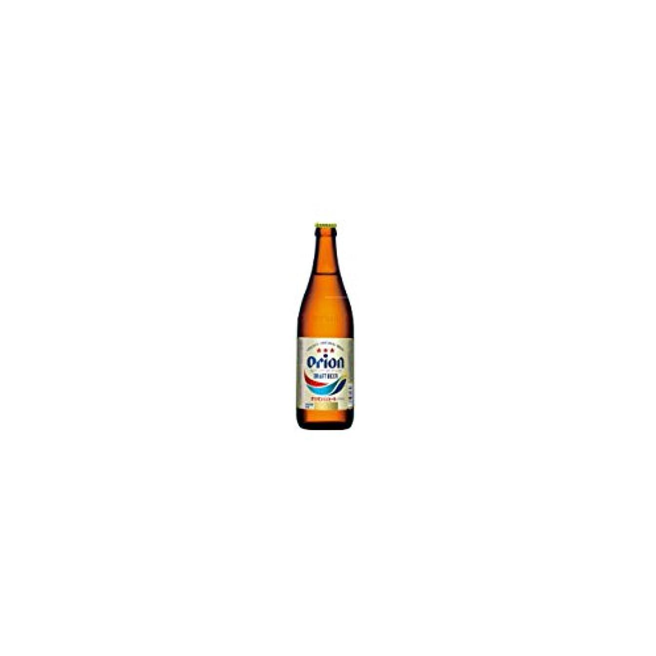 官僚アミューズ滑るオリオンビール 500ml中瓶 1本