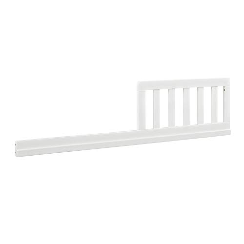 Baby Relax Cricket Toddler Guard Rail, White
