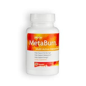 Plexus MetaBurn Blend of Botanicals (60 Capsules)
