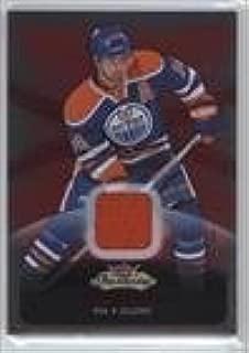 Jordan Eberle #53/99 (Hockey Card) 2015-16 Upper Deck Fleer Showcase - [Base] - Red Glow #11