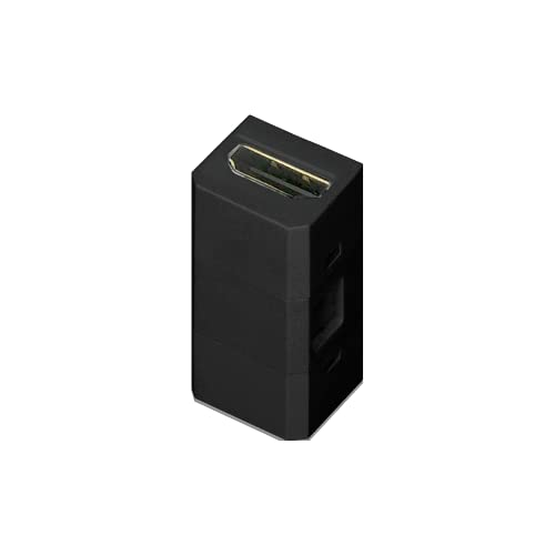 Módulo reemplazable HDMI negro para bloque toma GM-9011 - Orno