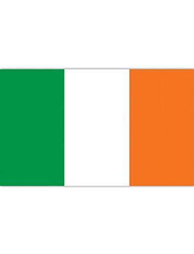 "TrendClub100® Fahne Flagge ""Irland Ireland IE"" - 150x90 cm / 90x150cm"