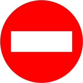 Señalizacion covid 19   100 unidades   15 x 15 cm  Señal de prohibición - Prohibido pasar   Pegatinas covid 19   Adhesivo para interiores   Rojo