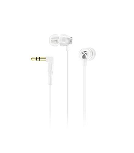 Sennheiser CX 3.00 - Auriculares in-Ear, Color Blanco