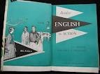 Hardcover Junior English in Action Book One (1) Book