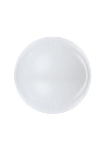 Light Life 62418 lumineux objet de la Boule Diamètre 50 cm, plastique, blanc, 50 x 50 x 50 cm