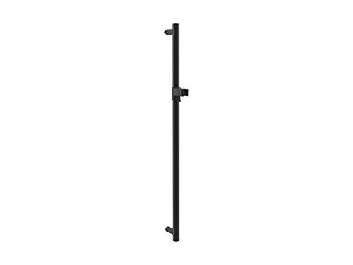 KOHLER 8524-BL Slidebar, Matte Black