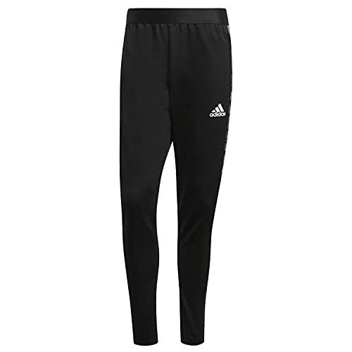 adidas GE5423 CON21 TR PNT Sport Trousers Mens Black/White L