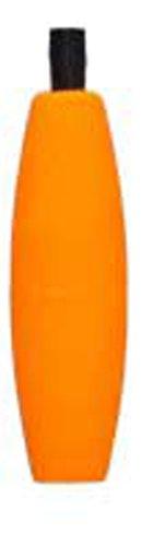 Comal Floats Foam Slotted Cigar Float 2 1/2in Orange 100/bg C250SO
