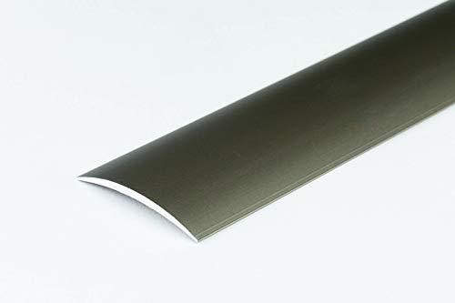 Türschwellenleiste aus Aluminium, 40 mm x 1 m