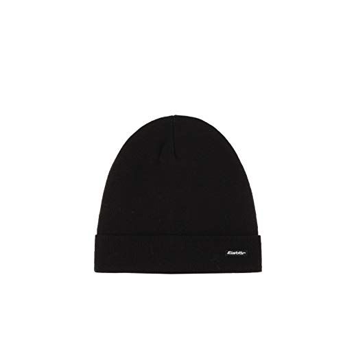 Eisbär Skater OS Mütze, schwarz, Einheitsgröße