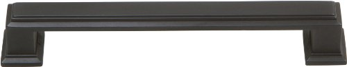 Atlas Homewares 292-MB Sutton Place Modern Bronze 5.87-Inch Large Pull by Atlas Homewares