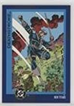 SkyBox DC Cosmic Teams DeathStroke (Trading Card) 1993 Promos #60