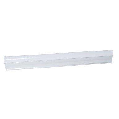 1 pièce 6W 550 lm T5 Tubes Fluorescents Tube 24 diodes électroluminescentes SMD 2835 Blanc Chaud Blanc Froid AC 175-265 ( Connecteur : T5 , Couleur de source : Blanc chaud-1-AC 175-265V )
